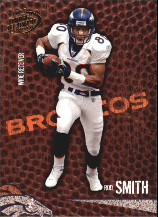 2004 Playoff Hogg Heaven #31 Rod Smith