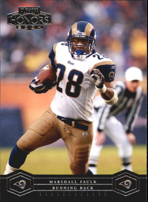 2004 Playoff Honors #88 Marshall Faulk