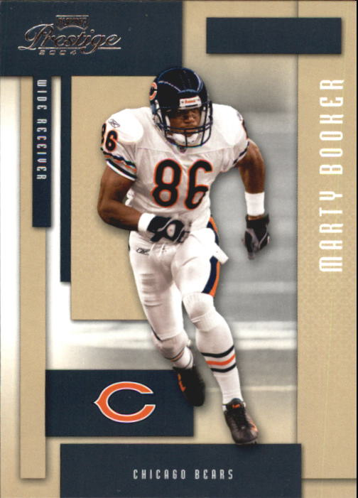 2004 Playoff Prestige #25 Marty Booker