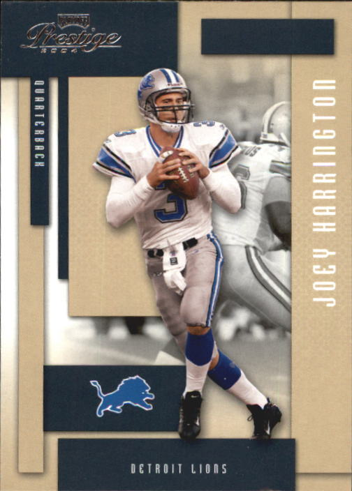 2004 Playoff Prestige #49 Joey Harrington