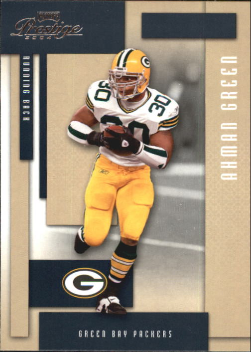 2004 Playoff Prestige #50 Ahman Green