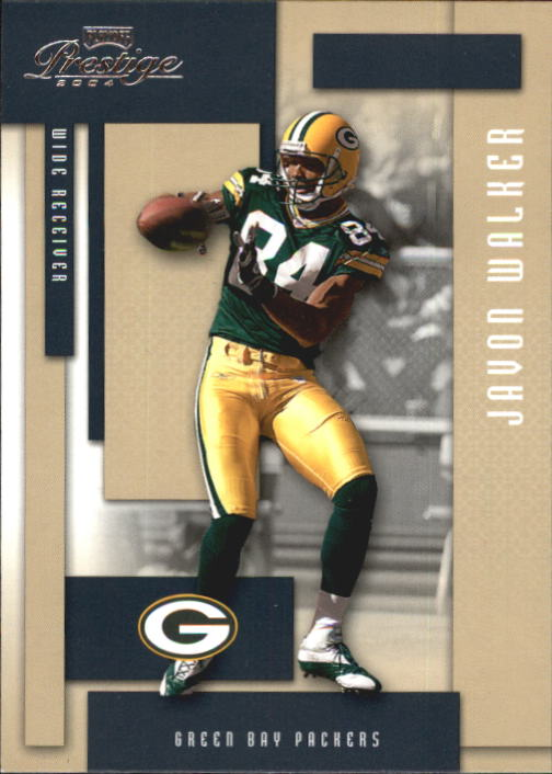 2004 Playoff Prestige #53 Javon Walker
