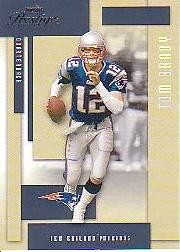 2004 Playoff Prestige #85 Tom Brady