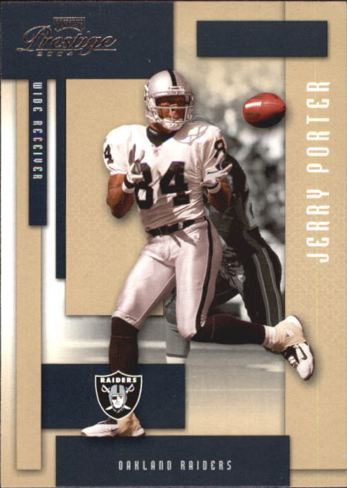 2004 Playoff Prestige #103 Jerry Porter
