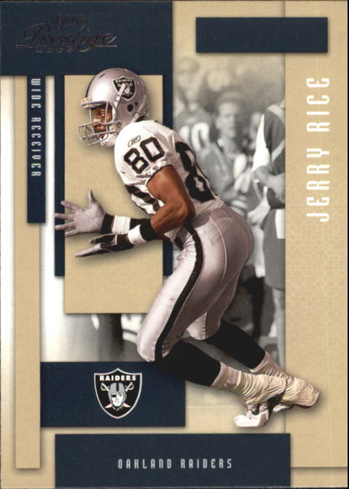 2004 Playoff Prestige #104 Jerry Rice