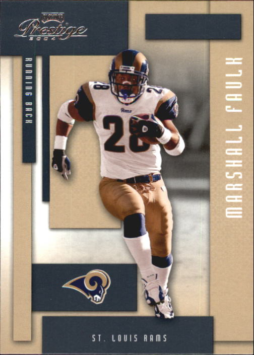 2004 Playoff Prestige #134 Marshall Faulk