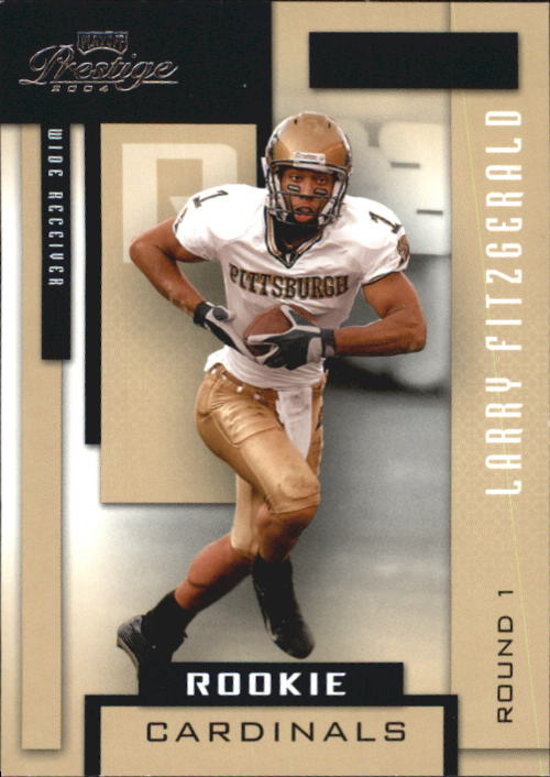 2004 Playoff Prestige #152 Larry Fitzgerald RC