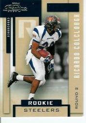 2004 Playoff Prestige #180 Ricardo Colclough SP RC