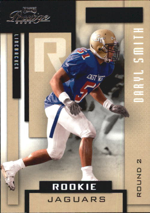 2004 Playoff Prestige #181 Daryl Smith RC