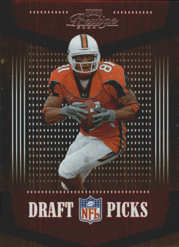 2004 Playoff Prestige Draft Picks #DP15 Kellen Winslow Jr.