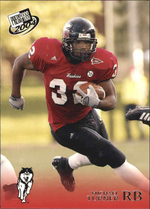 2004 Press Pass #18 Michael Turner