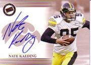 2004 Press Pass Autographs Bronze #22 Nate Kaeding