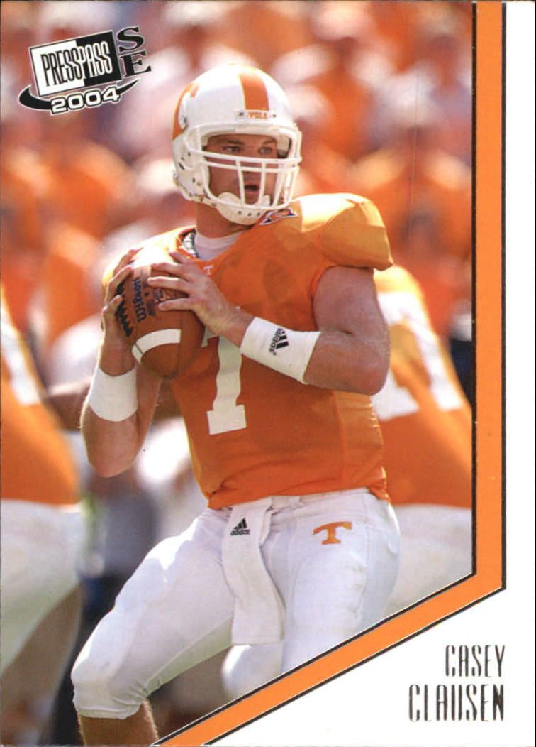 2004 Press Pass SE #2 Casey Clausen