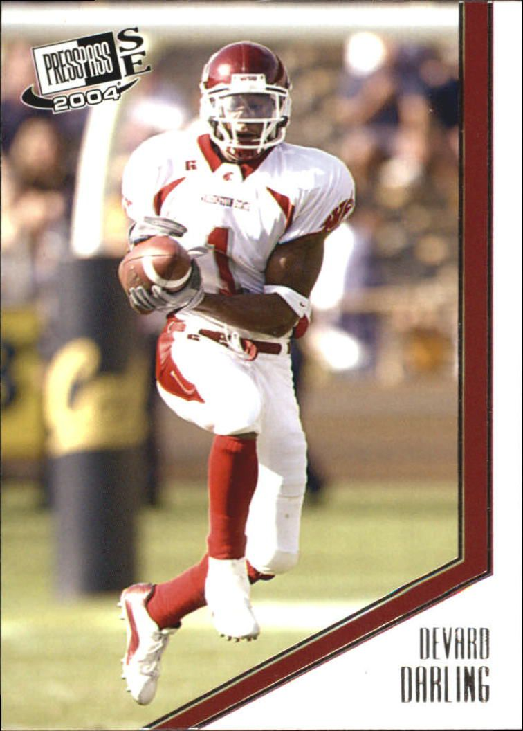 2004 Press Pass SE #5 Devard Darling