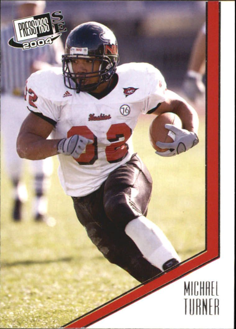 2004 Press Pass SE #30 Michael Turner