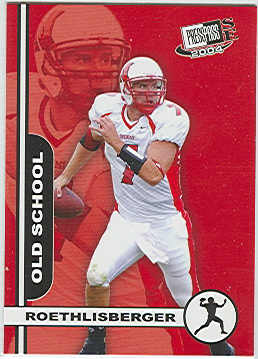 2004 Press Pass SE Old School #OS7 Ben Roethlisberger