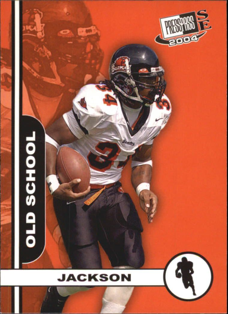 2004 Press Pass SE Old School #OS9 Steven Jackson