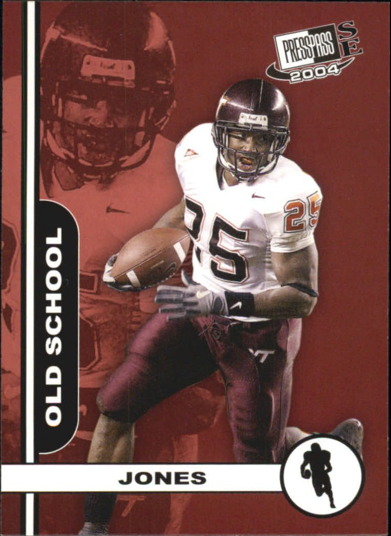 2004 Press Pass SE Old School #OS11 Kevin Jones