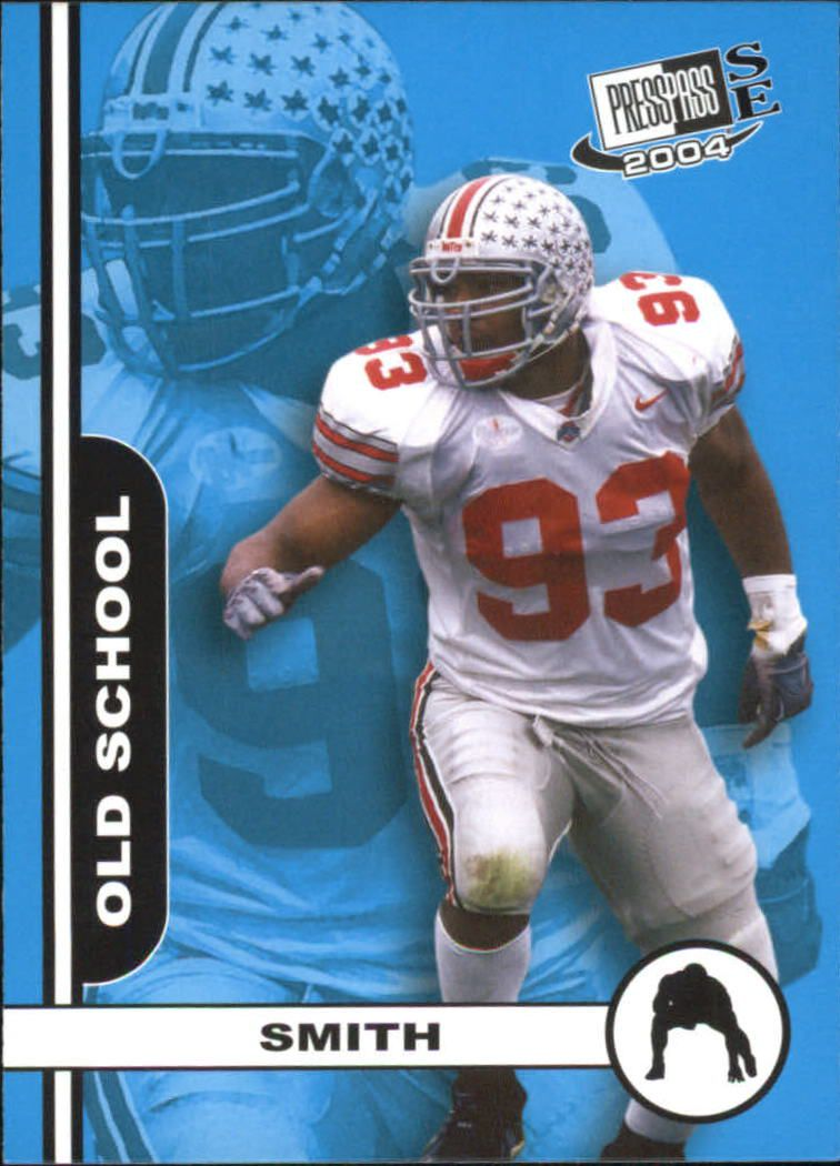 2004 Press Pass SE Old School #OS25 Will Smith
