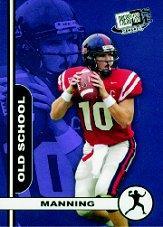 2004 Press Pass SE Old School #OS27 Eli Manning CL