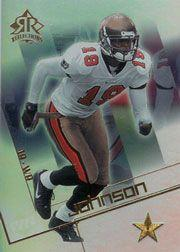 2004 Reflections #25 Keyshawn Johnson