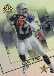 2004 Reflections #27 Quincy Carter