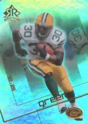 2004 Reflections #35 Ahman Green