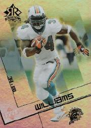 2004 Reflections #54 Ricky Williams