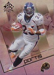 2004 Reflections #100 Clinton Portis
