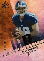 2004 Reflections #114 Eli Manning/450 RC