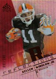 2004 Reflections #116 Kellen Winslow/450 RC