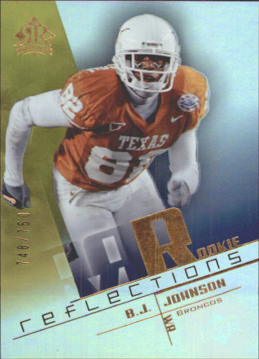 2004 Reflections #154 B.J. Johnson/750 RC