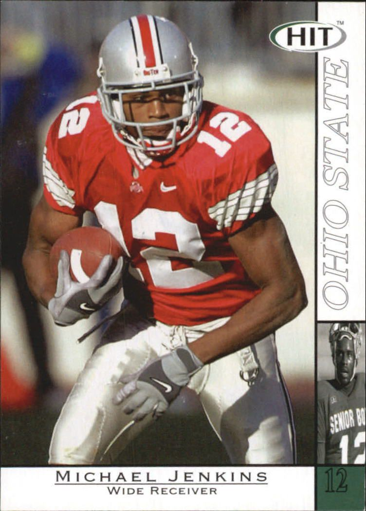 2004 SAGE HIT #12 Michael Jenkins