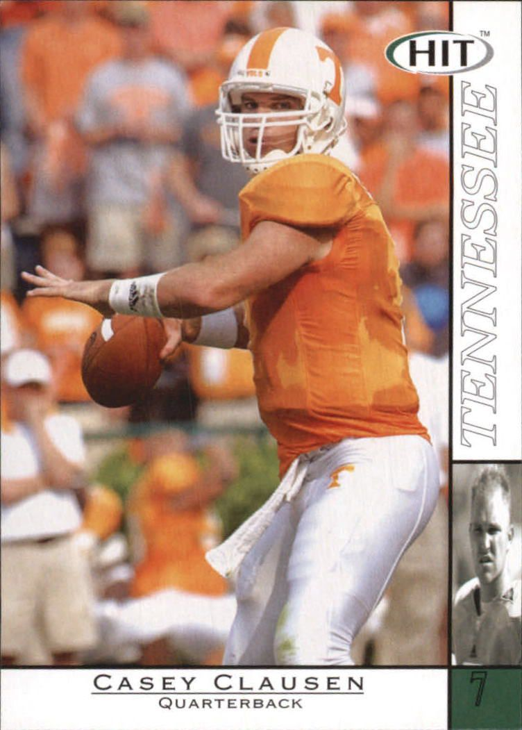 2004 SAGE HIT #15 Casey Clausen