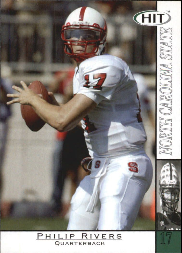 2004 SAGE HIT #17 Philip Rivers