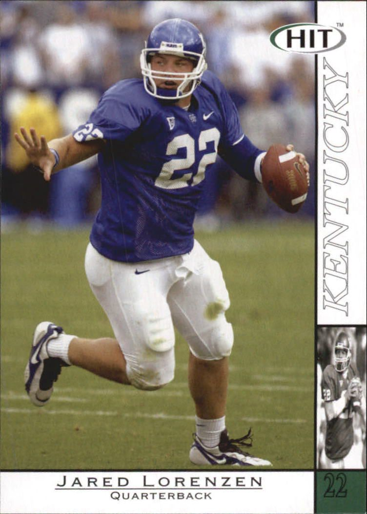2004 SAGE HIT #22 Jared Lorenzen