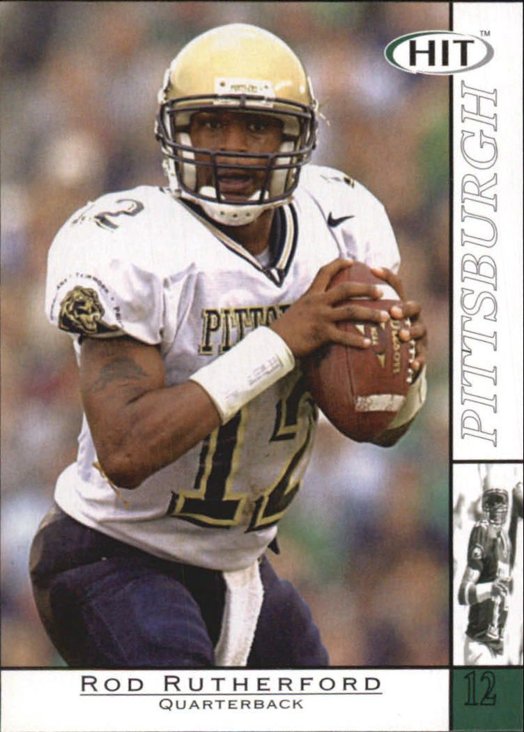 2004 SAGE HIT #24 Rod Rutherford