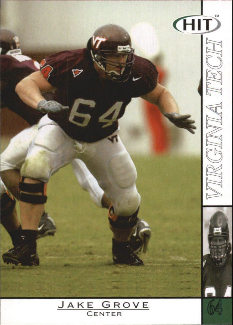 2004 SAGE HIT #29 Jake Grove