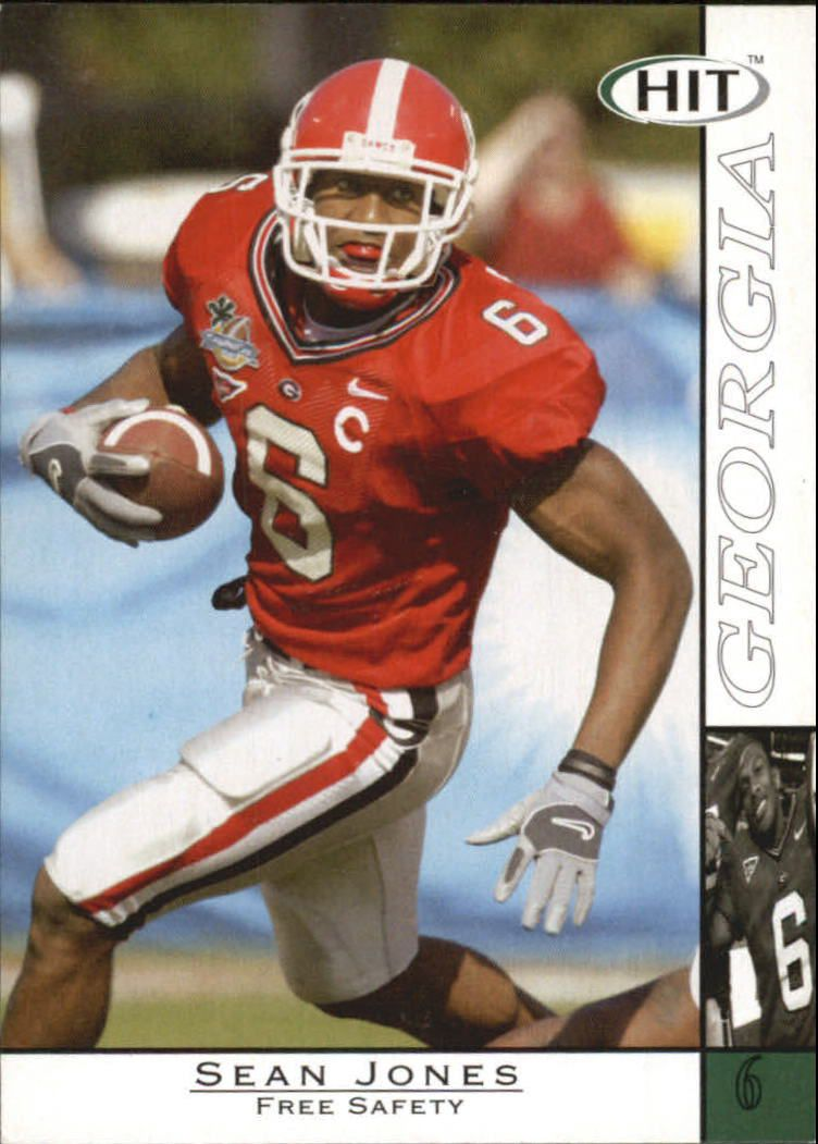 2004 SAGE HIT #36 Sean Jones