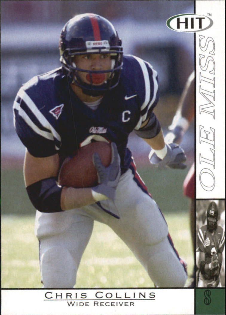 2004 SAGE HIT #38 Chris Collins