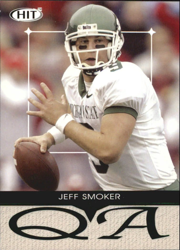 2004 SAGE HIT Q&A Emerald #Q18 Jeff Smoker