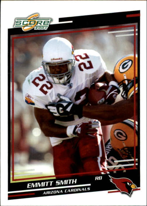 2004 Score #1 Emmitt Smith