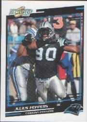 2004 Score #46 Julius Peppers