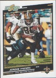 2004 Score #199 Jerome Pathon front image