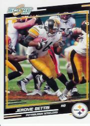 2004 Score #250 Jerome Bettis