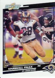 2004 Score #290 Marshall Faulk