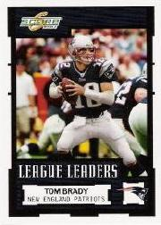 2004 Score #350 Tom Brady LL