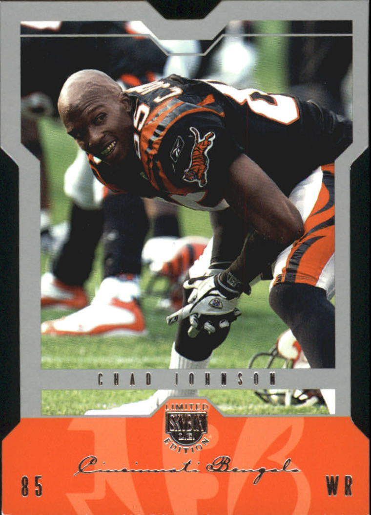 2004 SkyBox LE #25 Chad Johnson
