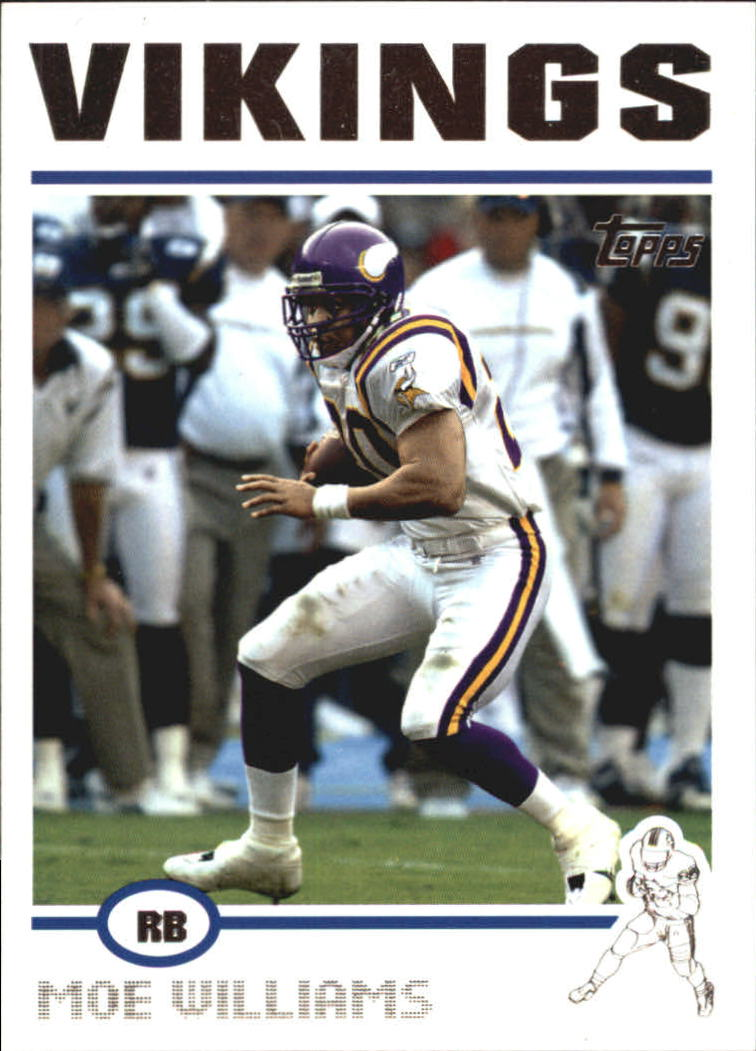 2004 Topps #38 Moe Williams