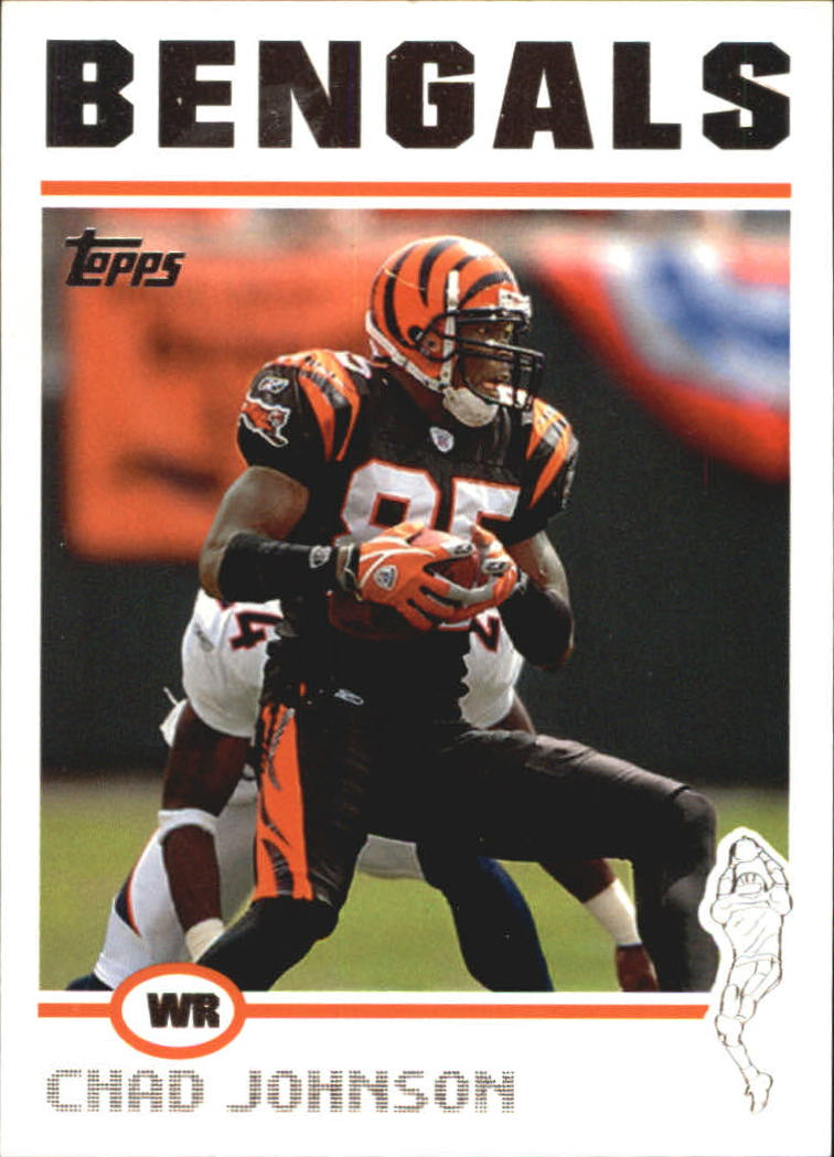 2004 Topps #115 Chad Johnson